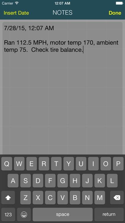 Gear Speed - Brushless RC Speed Calculator screenshot-3
