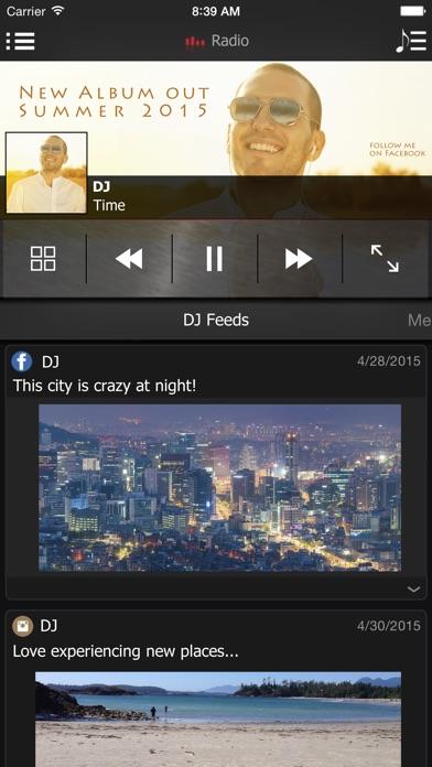download onTune FM - Stream Free Music, Live Radio, & Videos apps 4