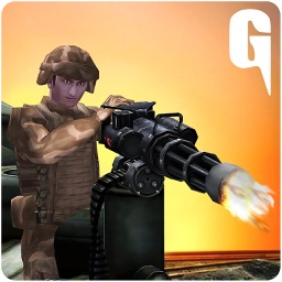 Army Train Gunship Simulator 3d