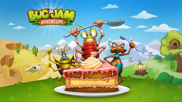 Bug Jam Adventure screenshot-0