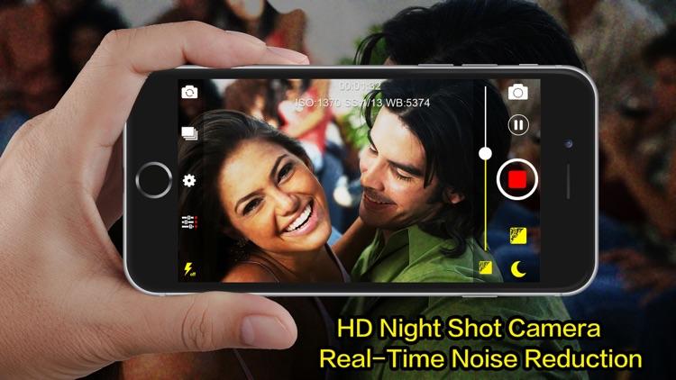 NightShot Lite - Night Shoot Artifact with Video Noise Reduction