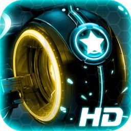 A Neon Police Escape Chase Future Sprint Battle Free Version HD
