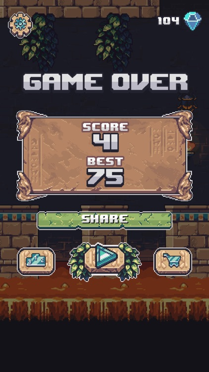 Temple Toad screenshot-4