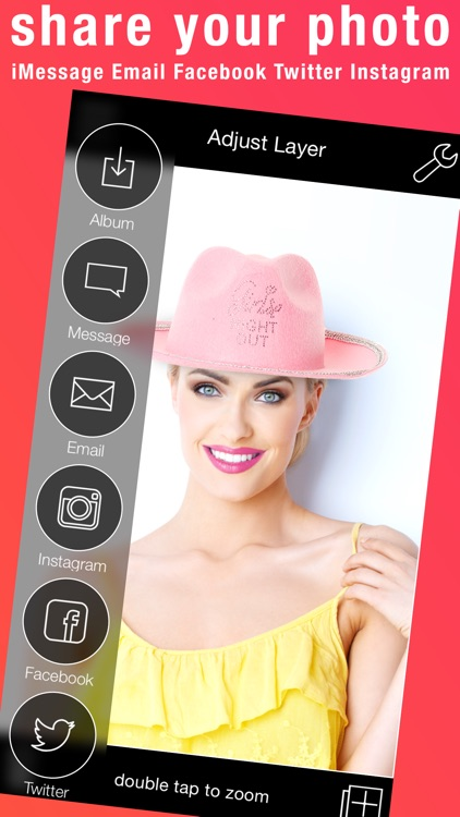 Hat Booth - Add hats to your photos screenshot-3