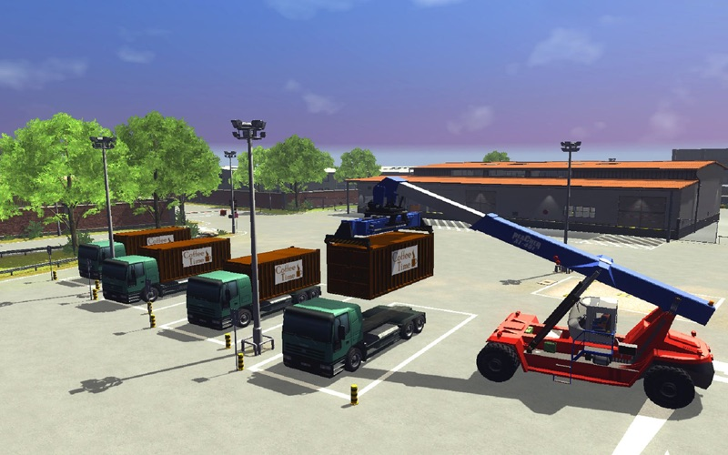 Logistics Company screenshot 5