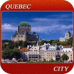 Quebec City Offline Travel Explorer