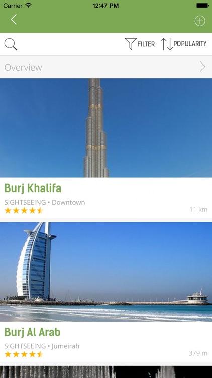 Dubai Travel Guide (with Offline Maps) - mTrip screenshot-3