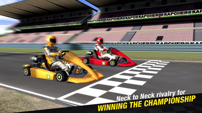Go Karts - Ultimate Karting Game for Real Speed Racing Lovers! on