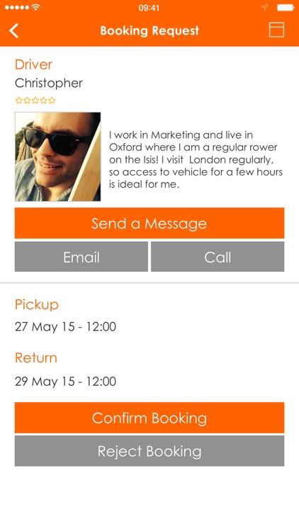 easyCar Club – Local Car Rental screenshot-4