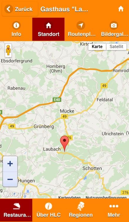 Gastroguide Hessen à la carte screenshot-3