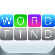 Word Find - Use the colors and beat the clock