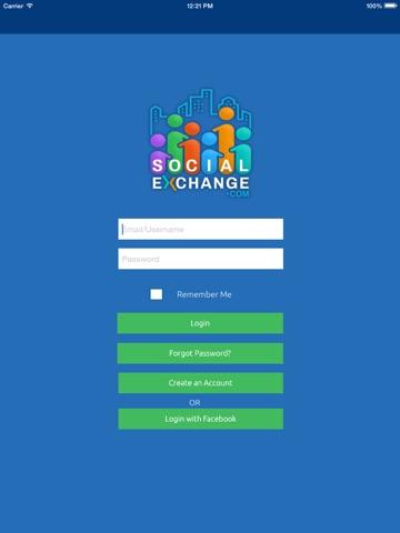 Social Exchange-ipad-0