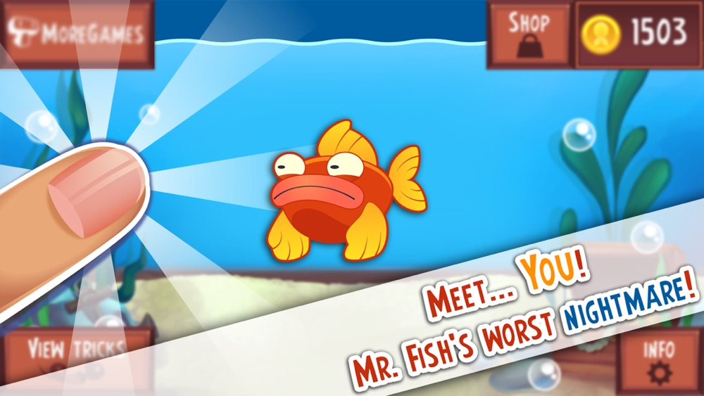 Don't Tap the Glass! Game of the Cranky and Moody Fish hack tool