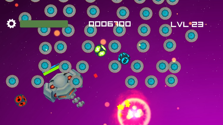 Galaxy Invaders Mashup - Free