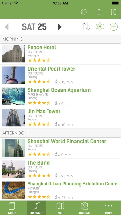 Shanghai Travel Guide (with Offline Maps) - mTrip screenshot-1