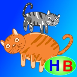 A lazy cat story (Untold toddler story from Hien Bui)