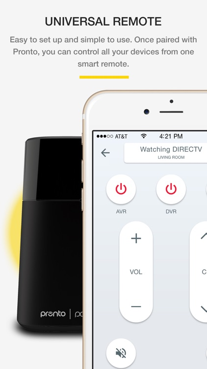 Smart TV Remote Control
