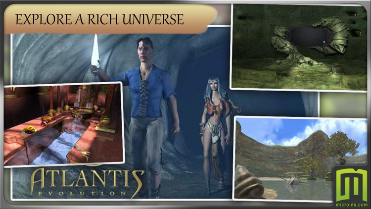 Atlantis 4: Evolution (Universal)