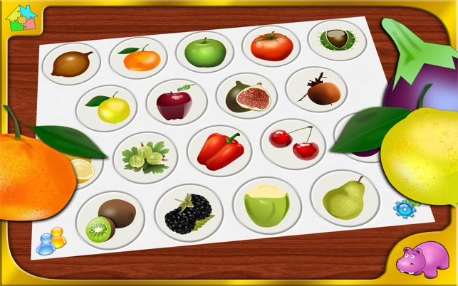 Obst - Puzzle Screenshot