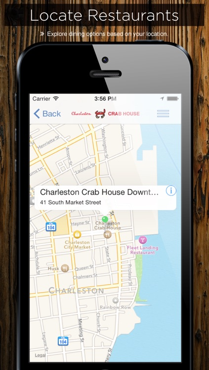 Charleston Crab House screenshot-3