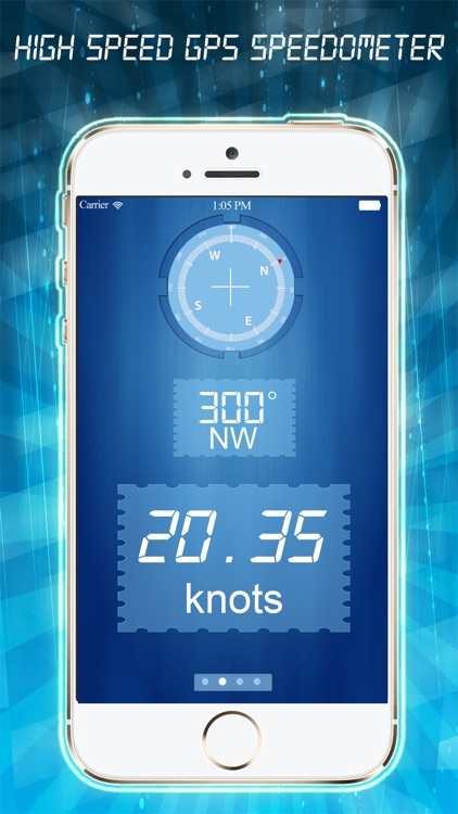 Speedometer - Speed Tracker. GPS Speed Box screenshot-3