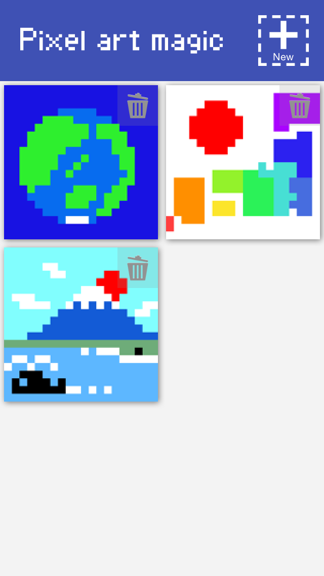 点击获取Pixel art magic