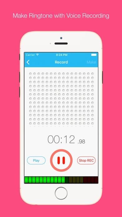 Ringtone Genius Pro - Ringtone Maker Expert Скриншоты7