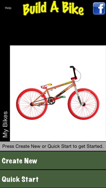 Erstellen Sie ein Fahrrad - BMX - Build A Bike screenshot-3