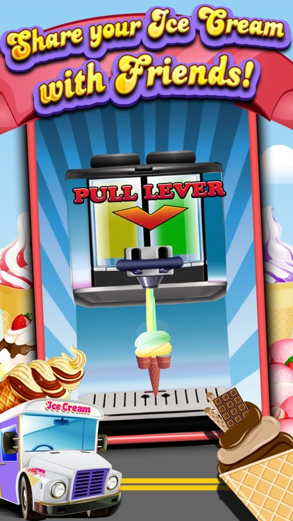 Ice Cream Truckin - Papa's Frozen Treats Maker screenshot-2