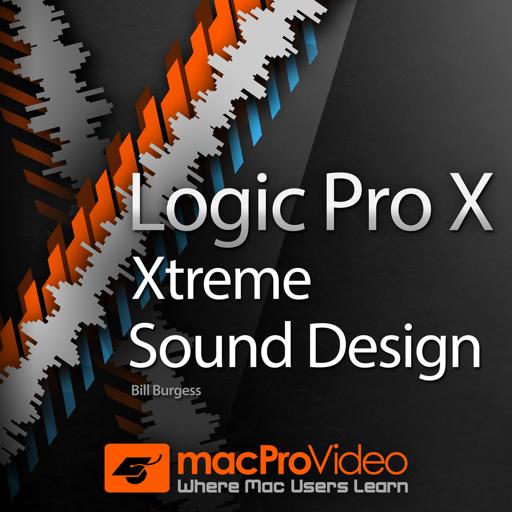 Xtreme Sound Design Course For Logic Pro