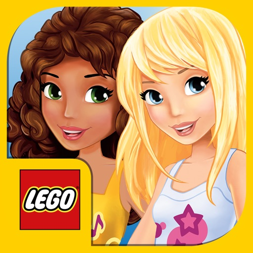 LEGO® Friends Story Maker icon