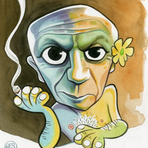 Pablo Picasso Wallpaper HD: Best Paintings with His Famous Quotes Collection