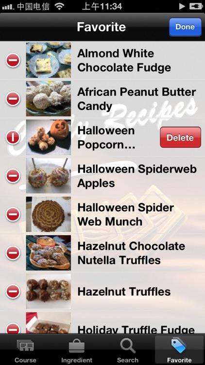 3000+ Candy Recipes screenshot-3