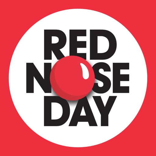 NBC Red Nose Day icon