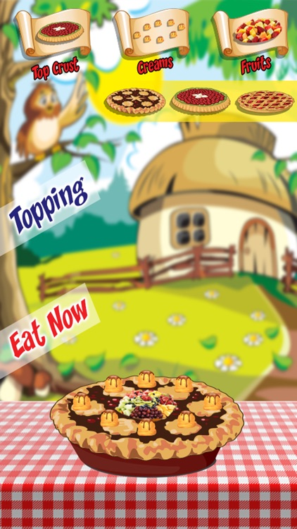 Apple Pie Maker - A kitchen cooking and bakery shop game screenshot-4