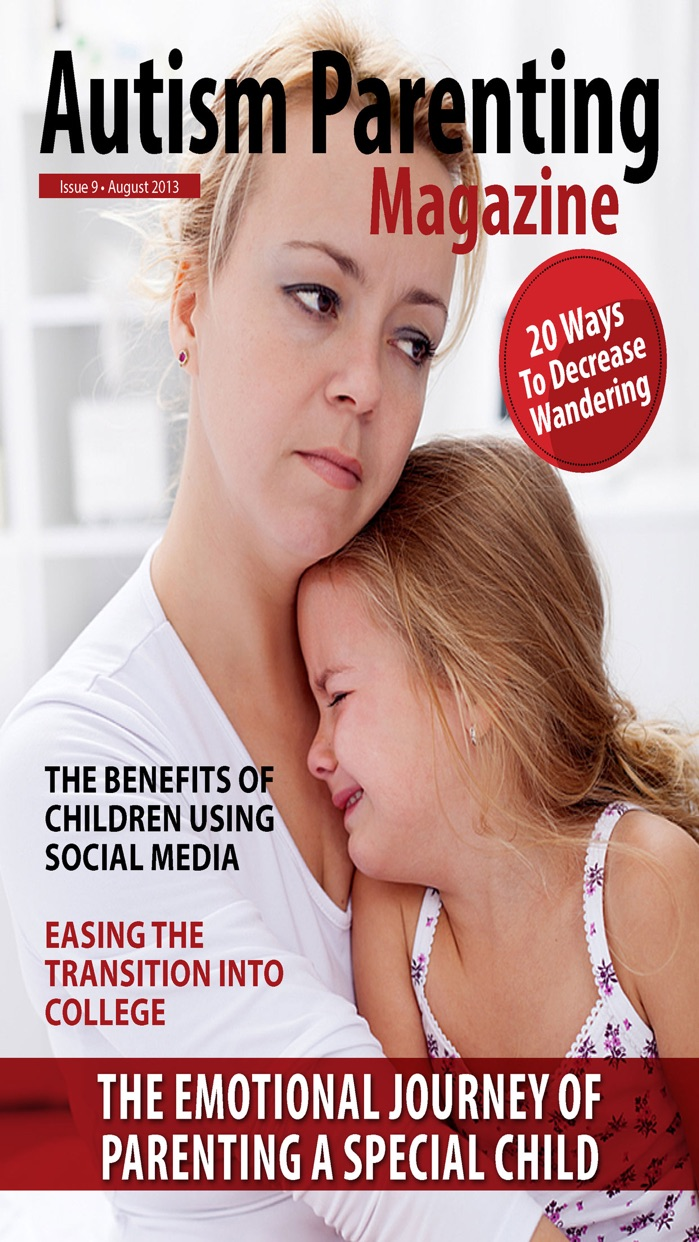 Autism Parenting Magazine - For you and your child Screenshot