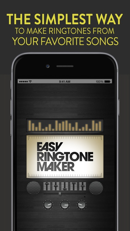 Easy Ringtone Maker - Create Music Ringtones