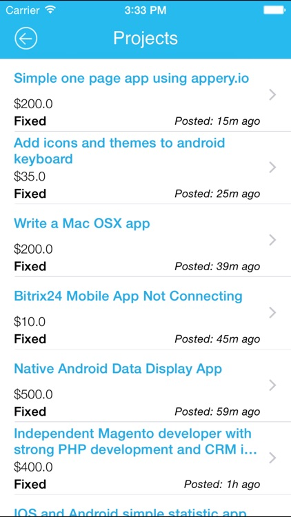 oJobFinder screenshot-2