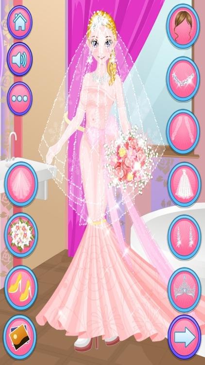 Princess Wedding Day screenshot-3