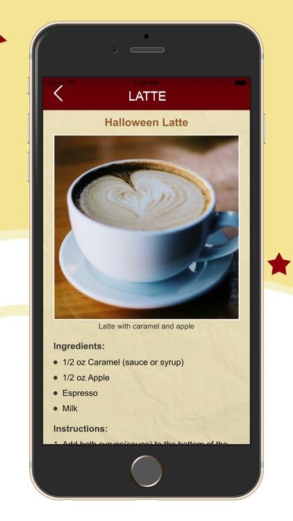 Star Coffee Recipes screenshot-3