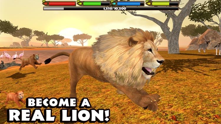 Ultimate Lion Simulator screenshot-0