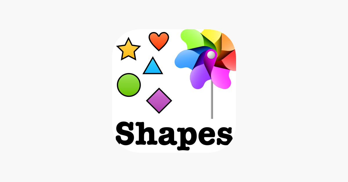 Autism/DTT Shapes - Autism Related Apps