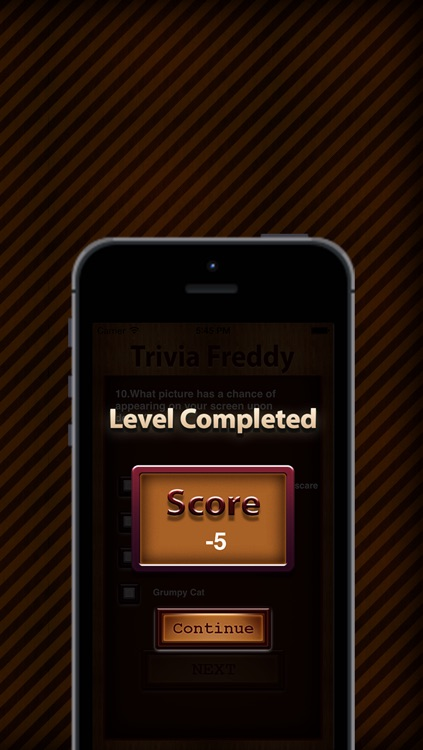 Trivia : Freddy & Friends screenshot-4