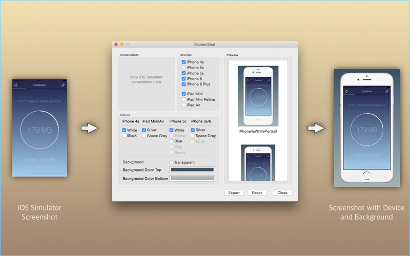 iScreenShot - Screenshots for iDevices | App Price Drops