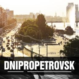 Dnipropetrovsk Offline Travel Guide