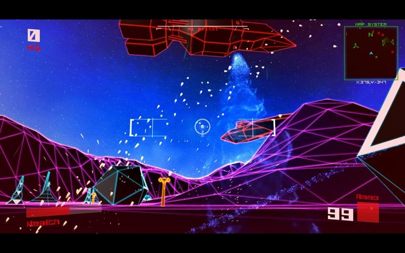 Screenshot #1 pour Vektor Wars