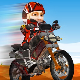 Dirt Bike Offroad Stunts: Mad Motocross Trackin
