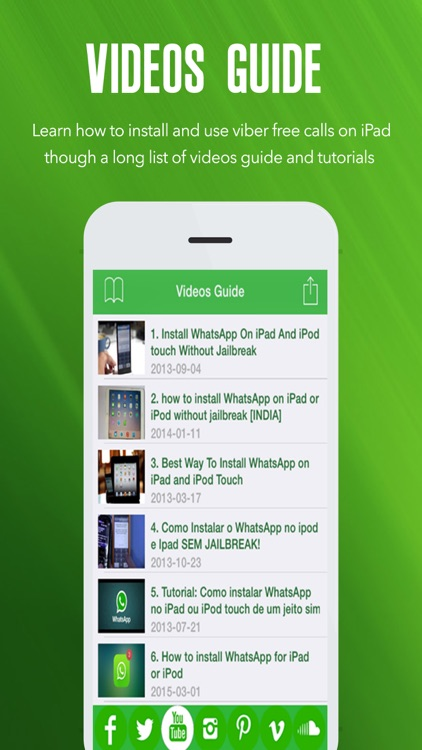 How To For Whatsapp - iPad Edition