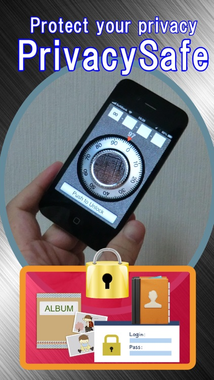 Protect your privacy!PrivacySafe
