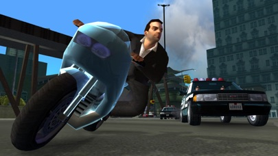 Screenshot for GTA: Liberty City Stories in Germany App Store